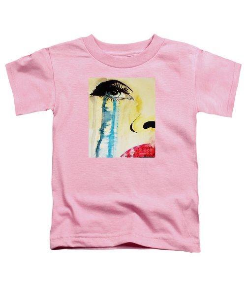 Tougher Than You Think 2 Toddler T-Shirt