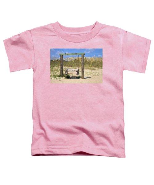 Tybee Island Swing Toddler T-Shirt
