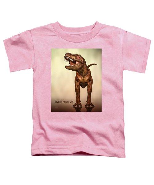 Tyrannosaurus Rex 2 Toddler T-Shirt