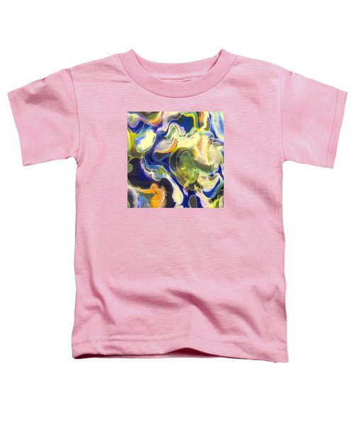 Sun Salutation Toddler T-Shirt