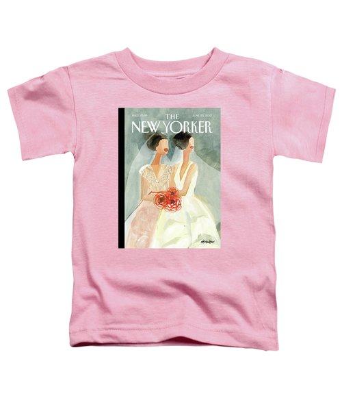 June Brides Toddler T-Shirt