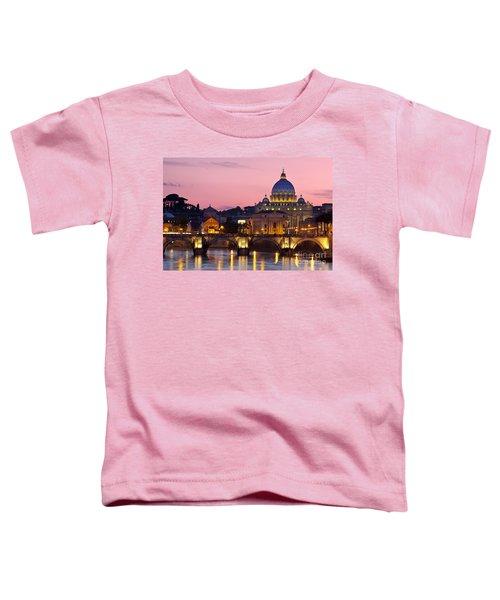 Vatican Twilight Toddler T-Shirt