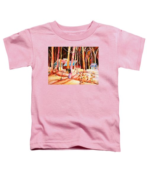 Vermont Maple Syrup Toddler T-Shirt