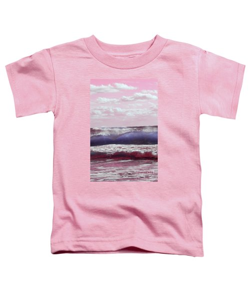 Wave Formation 2 Toddler T-Shirt