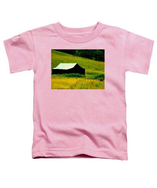 Way Back When Toddler T-Shirt