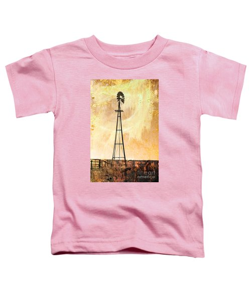 Windy Toddler T-Shirt