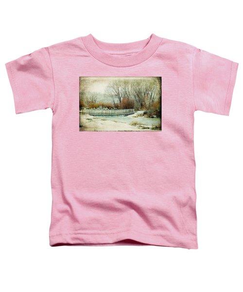 Winter Days Toddler T-Shirt