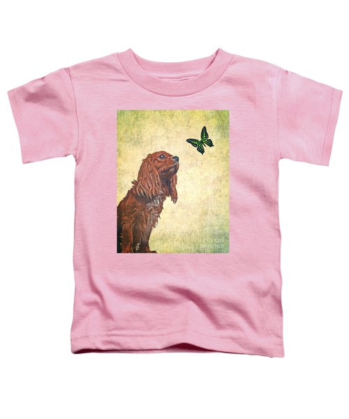 Wonders Of Nature Toddler T-Shirt