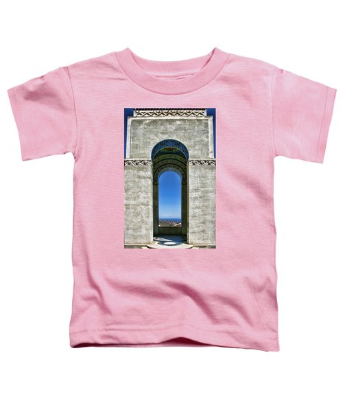 Wrigley's Memorial By Diana Sainz Toddler T-Shirt