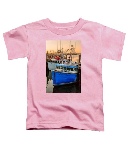 Yarmouth Harbour Toddler T-Shirt