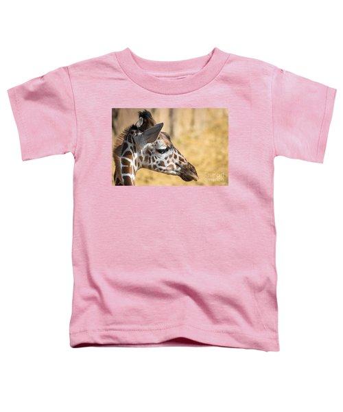 Young Giraffe Toddler T-Shirt