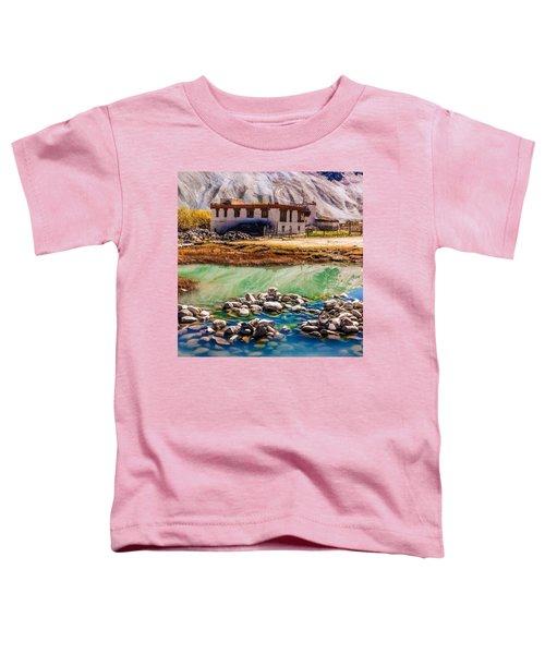 Zanskari House Toddler T-Shirt