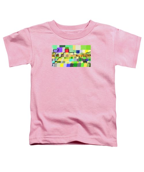 Ziggurat Toddler T-Shirt