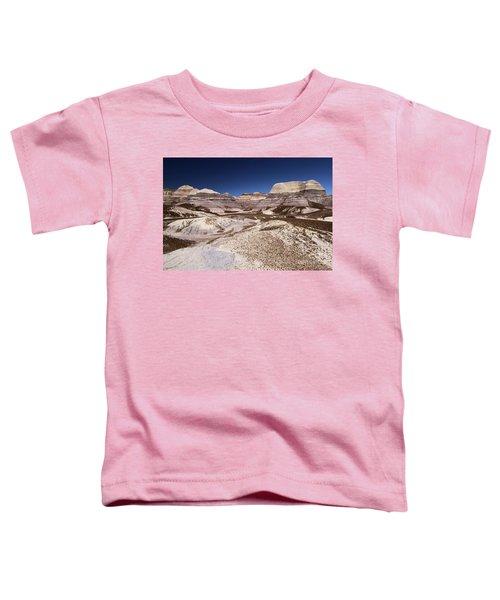 Blue Mesa Landscape Toddler T-Shirt