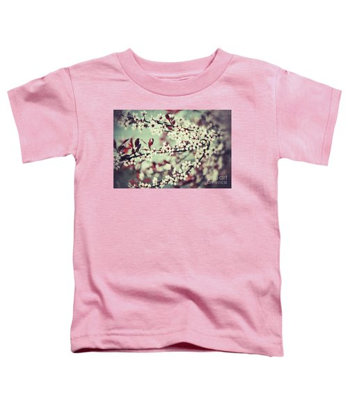 Cherry Toddler T-Shirt
