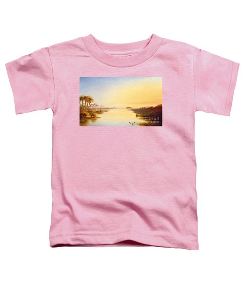 Egyptian Oasis Toddler T-Shirt