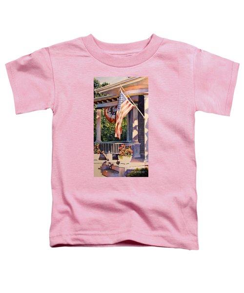 Hot August Night Toddler T-Shirt
