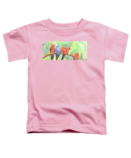 A New Slant On Life Toddler T-Shirt