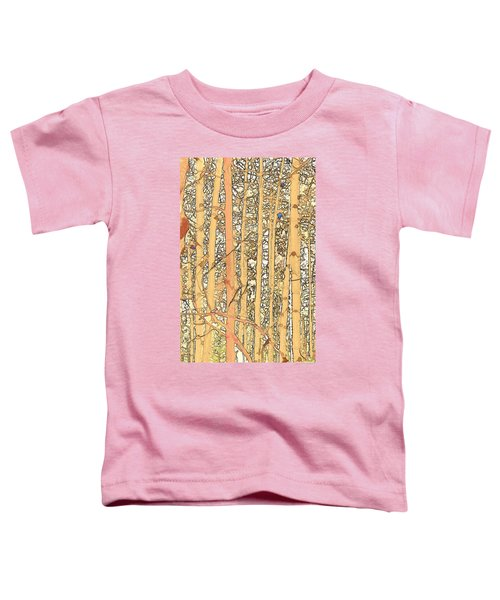 Abstract Aspens Toddler T-Shirt