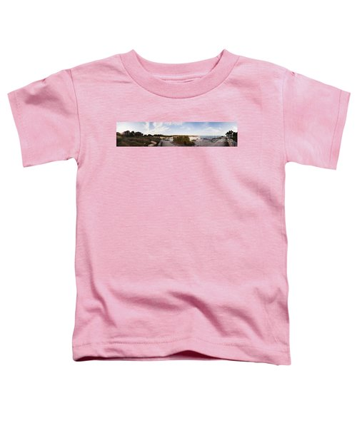 Access To The Beach Of Es Trenc Toddler T-Shirt