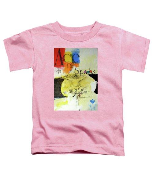 Ace Of Spades 25-52 Toddler T-Shirt