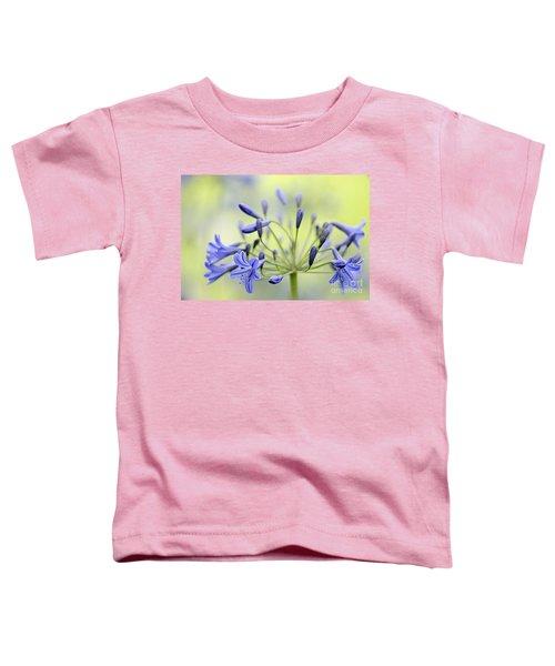 Agapanthus Toddler T-Shirt