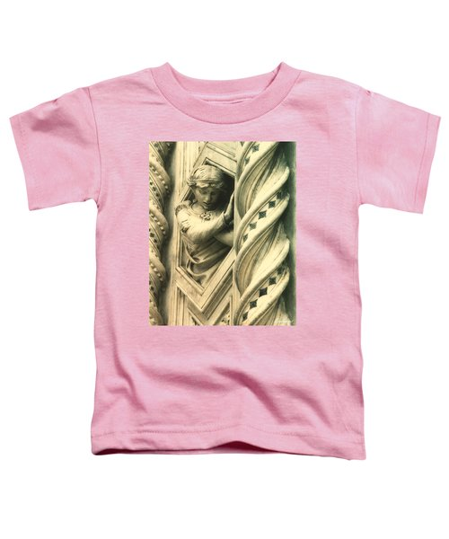 Angel Of The Basilica Toddler T-Shirt