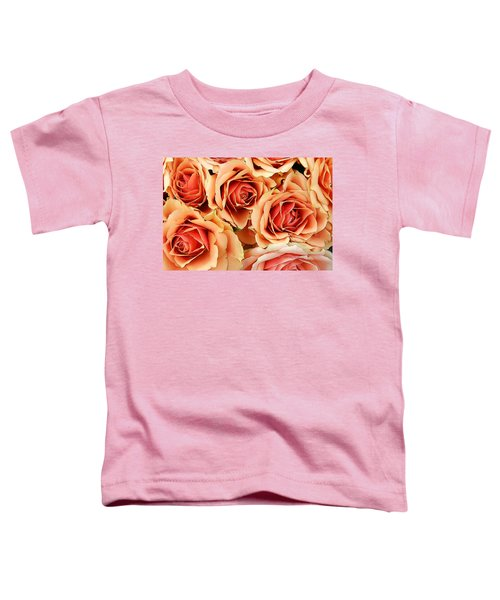 Bergen Roses Toddler T-Shirt