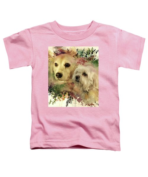 Best Friends Toddler T-Shirt