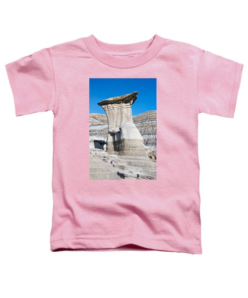 Capped Hoodoo Toddler T-Shirt