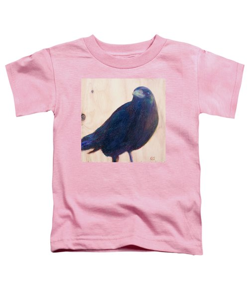 Crow Friend Toddler T-Shirt