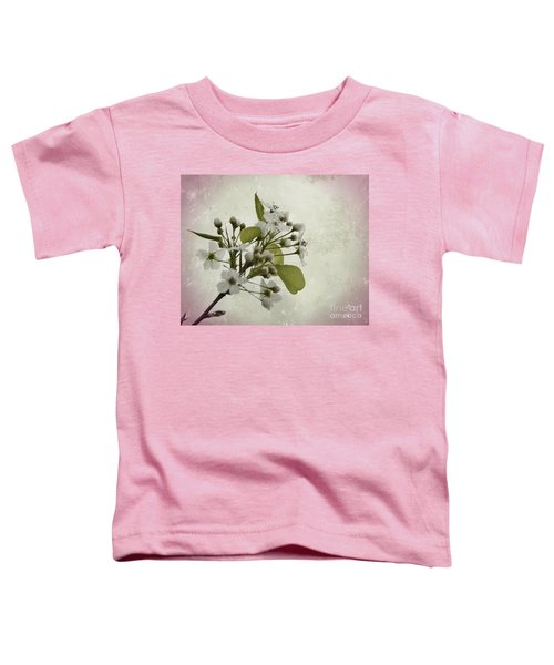 Etched In Love Toddler T-Shirt