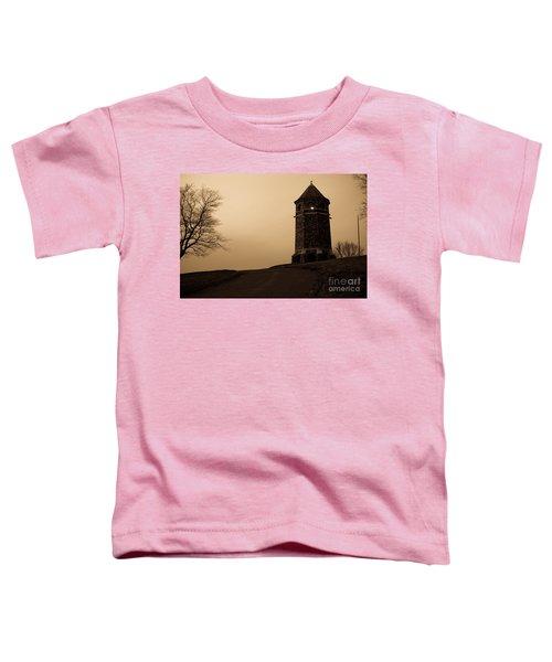 Fox Hill Tower Toddler T-Shirt