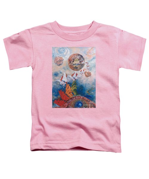 Freedom - The Beginning Of All Being Toddler T-Shirt