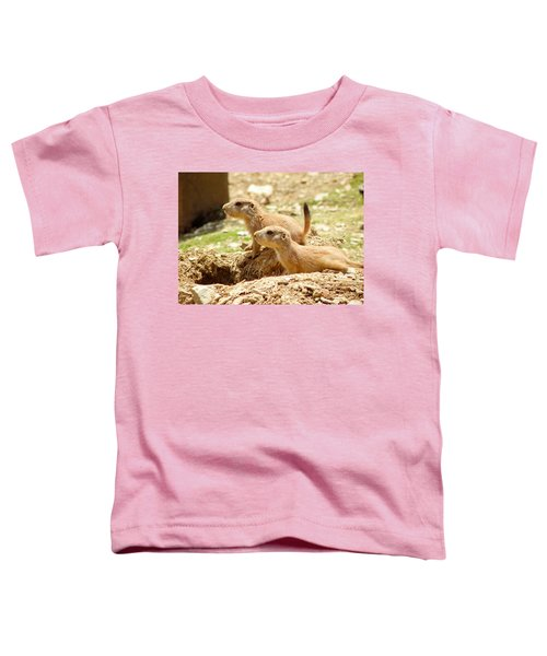 Go West Young Man Toddler T-Shirt