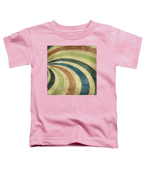 grunge Rays background Toddler T-Shirt