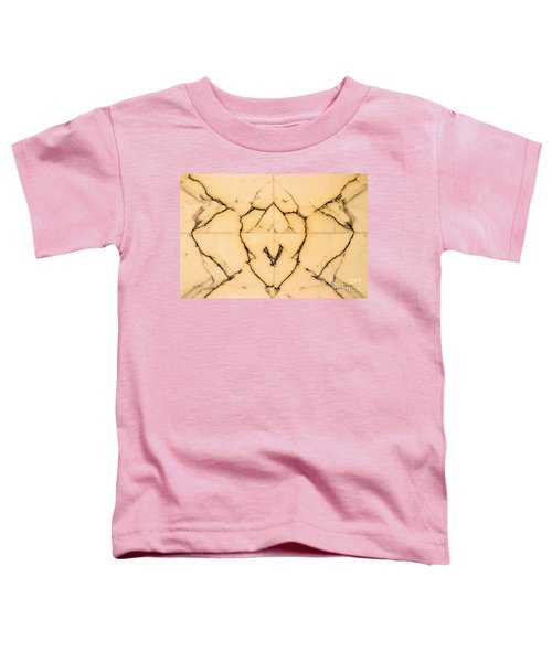 Marble Face Toddler T-Shirt