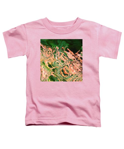 Marbled Toddler T-Shirt