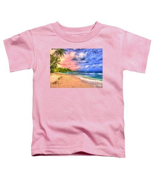 Morning Light Bali Toddler T-Shirt