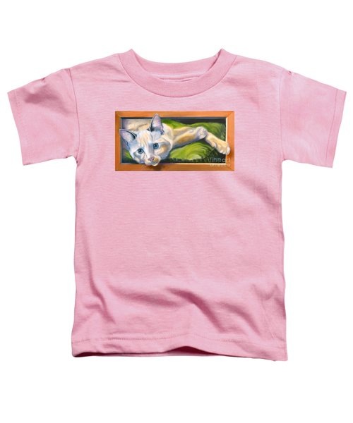 Picture Purrfect Toddler T-Shirt
