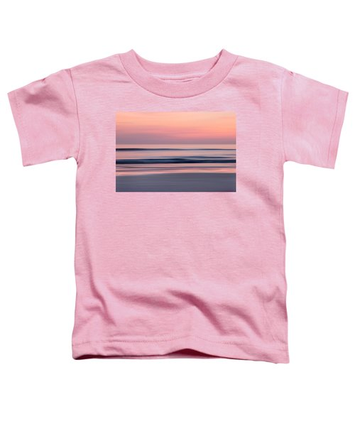 Predawn Surf I Toddler T-Shirt