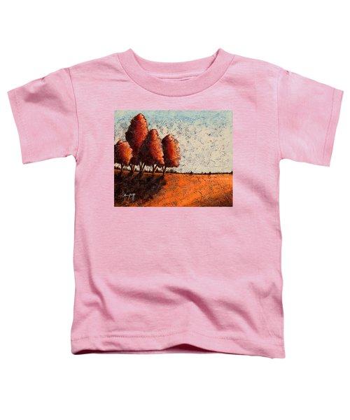 Red Quartet  Toddler T-Shirt
