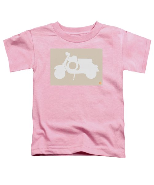 Scooter Brown Poster Toddler T-Shirt