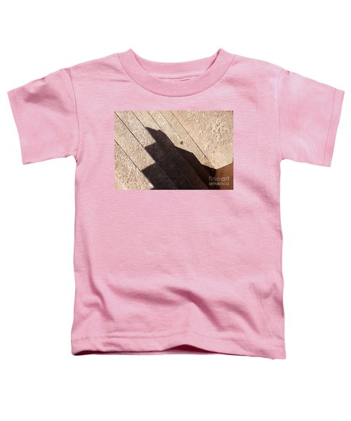 Shadow Stair Toddler T-Shirt