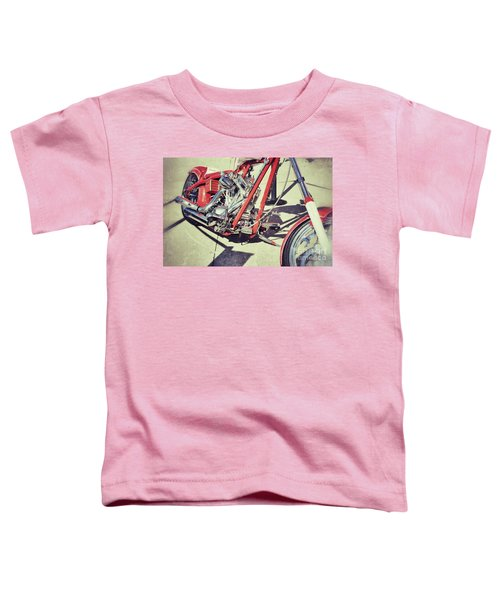 Snap On Toddler T-Shirt