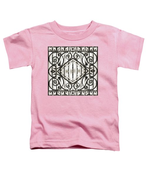 Snowy Forms Toddler T-Shirt