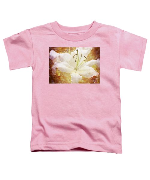 Sparkling Lily Toddler T-Shirt
