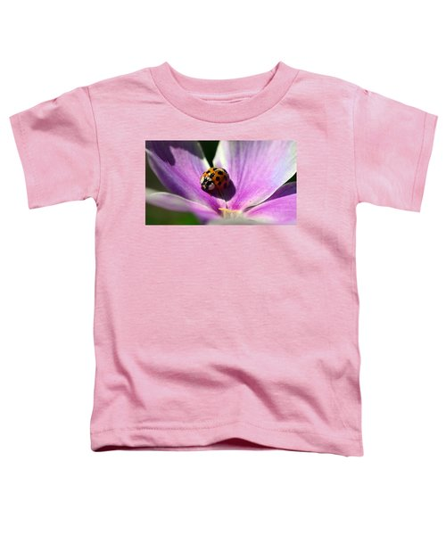 Spotted Lady Toddler T-Shirt