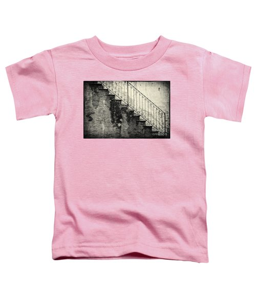 Stairs On A Rainy Day Toddler T-Shirt