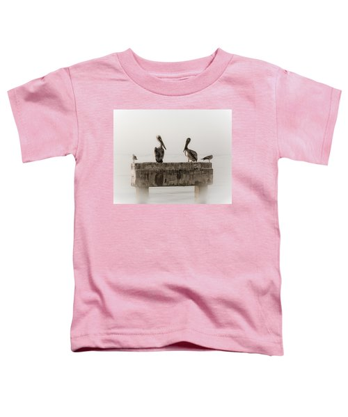 The Comedians Toddler T-Shirt